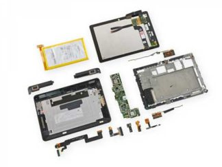 Tablet - Parts